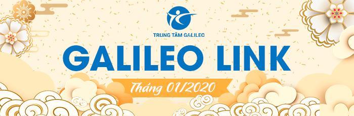 BẢN TIN GALILEO THÁNG 01/2020