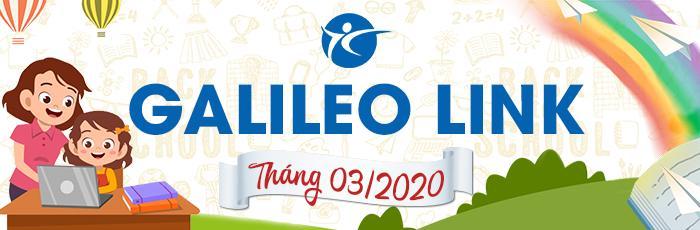 BẢN TIN GALILEO THÁNG 03/2020