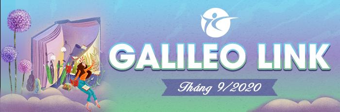 BẢN TIN GALILEO THÁNG 09/2020