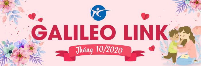 BẢN TIN GALILEO THÁNG 10/2020