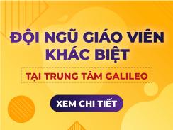GIÁO VIÊN GALILEO - NHỮNG NGƯỜI GIEO HẠT GIỐNG