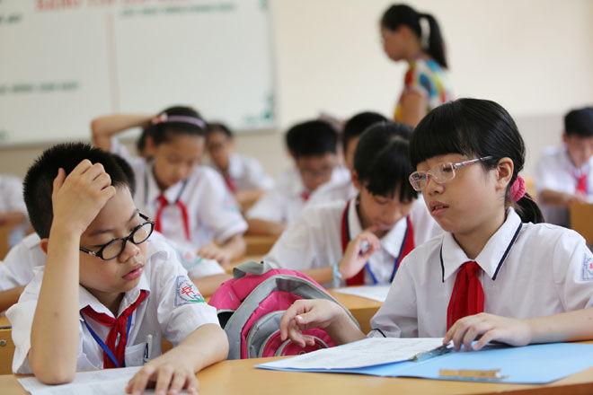 Tuyển sinh vào 6 đặc thù: 3 điều học sinh và phụ huynh cần nắm chắc